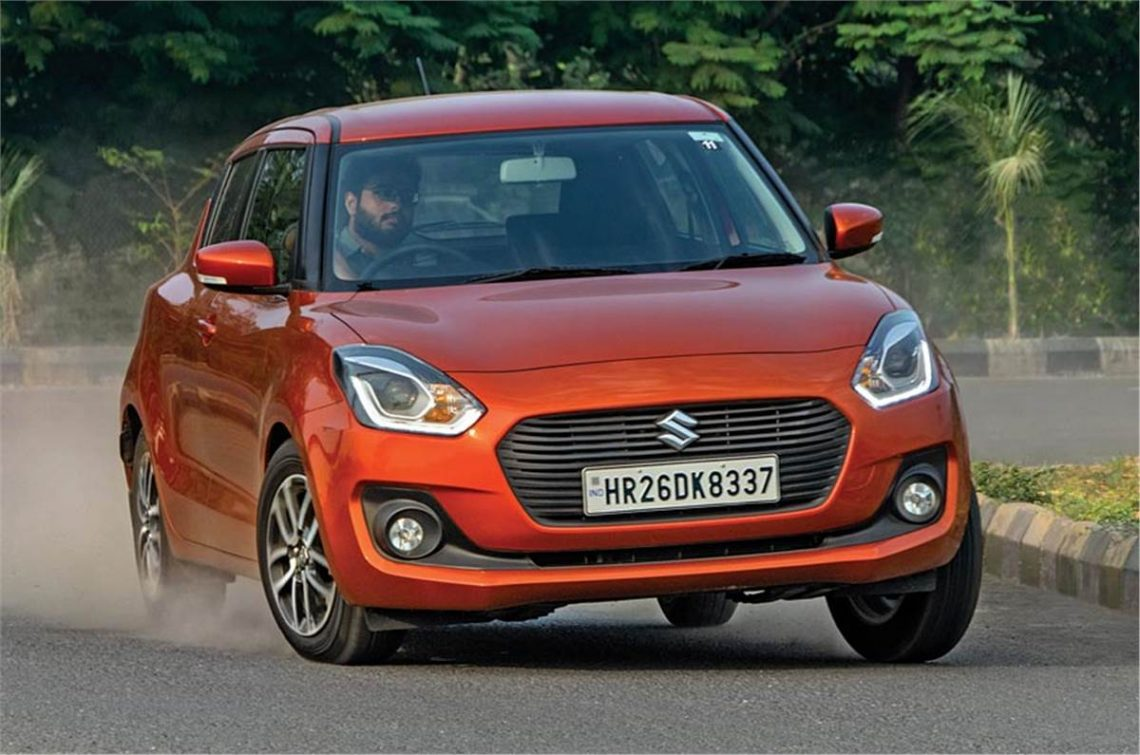 Maruti Swift Car. Обзор